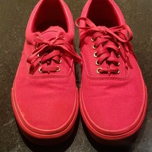 Vans Era Sneakers Red